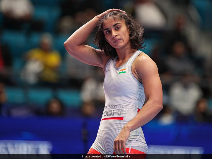 Virat Kohli Congratulates Vinesh Phogat For Winning Bronze And Qualifying For 2020 Olympics