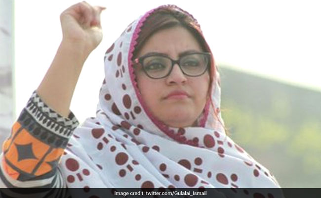 Pak Activist Gulalai Ismail 'Escapes' To US, Seeks Political Asylum
