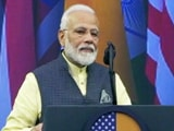 "Video: ""If You Ask 'Howdy, Modi', I'll Say - Everything Great In India"": PM Modi"