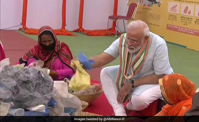 PM Modi Sends Powerful Message In Mission To End Single-Use Plastic