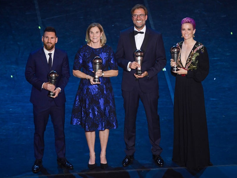FIFA Best Player 2019: List Of Winners At FIFAs The Best Awards Ceremony