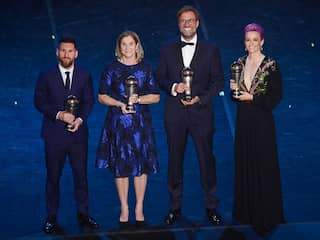 FIFA Best Player: List Of Winners At FIFAs The Best Awards Ceremony