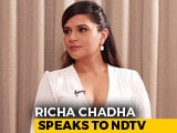 Video : Sex Education Should Not Happen Through Porn: Richa Chadha