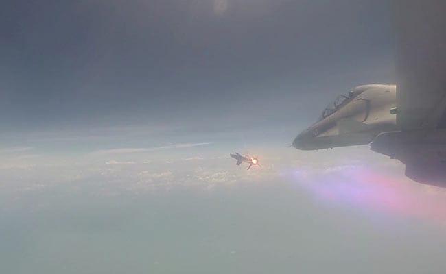 हवा से हवा में मार करने वाली 'अस्त्र' मिसाइल का सुखोई Su-30MKI से सफलतापूर्वक परीक्षण, देखें VIDEO