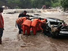 12 Dead After Heavy Rain In Pune; Schools, Colleges Closed Today