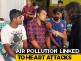 Video : Air Pollution And Heart Attacks