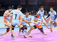 Bengal Warriors Prevail Over Puneri Paltan, Dabang Delhi Thrash Tamil Thalaivas