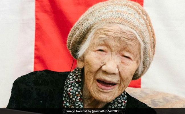 इस देश में पहली बार 100 साल से ज्यादा उम्र के लोगों की संख्या 70 हज़ार के पार