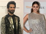 Video : Shahid Kapoor And Alia Bhatt At Their Stylish Best At Vogue Beauty Awards 2019