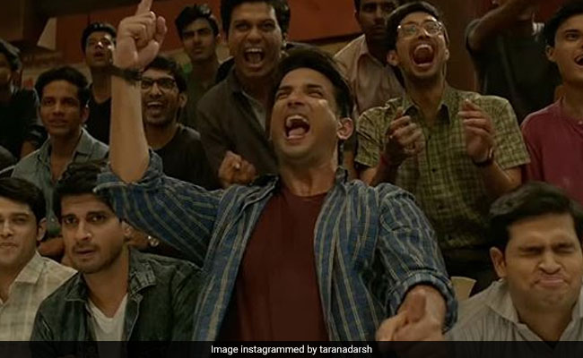 Chhichhore Box Office Collection Day 10: Sushant Singh Rajput's Film Inches Closer To 100 Crore Bounty