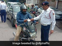 Special Teams To Prosecute Traffic Violators In Delhi On Holi: Police