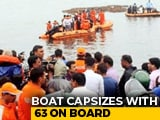 Video : 12 Drown As Boat Tips Over In Andhra Pradesh River, Several Missing