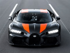 Bugatti Chiron Becomes The First Series Production Car To Break 300 mph Barrier