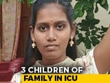 Video : She Died Of Dengue. Her Father Is Now Sunk In Debt To Save Her Siblings