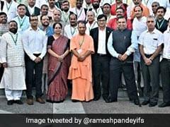 उत्तर प्रदेश: सीएम योगी ने मंत्रियों के साथ IIM में समझीं सुशासन और प्रबंधन की बारीकियां