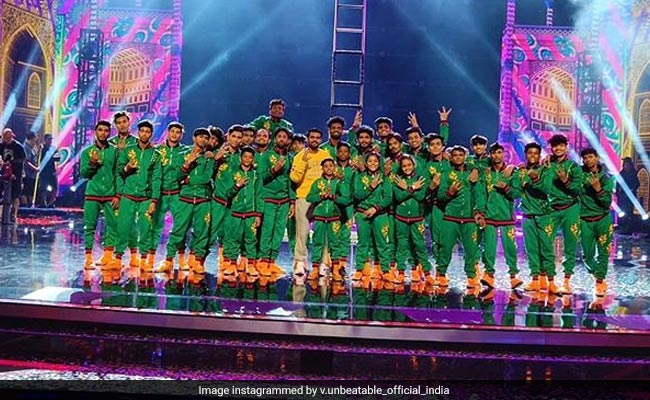 Ahead Of America's Got Talent Finale, Hrithik Roshan's Massive Shout-Out To Mumbai Dance Group V Unbeatable