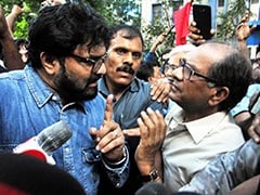 Trinamool Vs Governor As Babul Supriyo Targeted At Jadavpur University