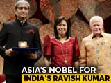Video : NDTV's Ravish Kumar Receives 2019 Ramon Magsaysay Award