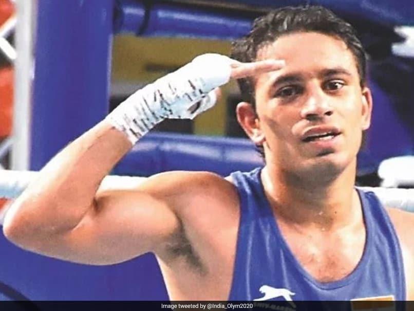 World Boxing Championships 2019: Amit Panghal Enters Final, Bronze For Manish Kaushik