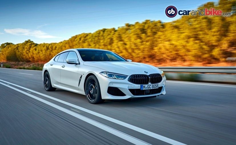 Expect the BMW 8 Series Gran Coupe to be launched in India in the first half of 2020
