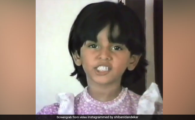 Farhan Akhtar Thinks Little Shibani Dandekar Is 'Too Much Cuteness' In This Throwback Video