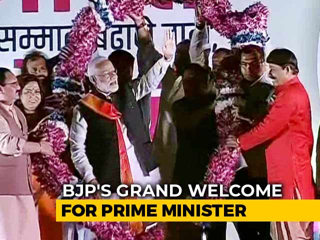 "Video : ""Respect For India Has Increased Since 2014"": PM On His Return From US"
