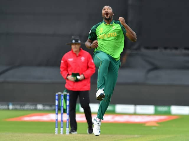 """""""Lovely Opportunity To Play In Crowd Like India"""": South Africas Andile Phehlukwayo"""