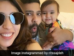 Ritika Sajdeh's Hilarious Reply After Yuzvendra Chahal Says She Cropped Him From Family Pic