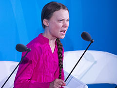"""How Dare You?"": 16-Year-Old Greta Thunberg Thunders At UN Climate Summit"