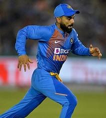 Virat Kohli's Kiddish Gestures Ahead Of 3rd T20I Leaves Fans In Awe