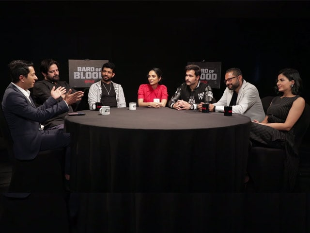 Video : Meet The Team Of Netflix Show <i>Bard Of Blood</i>