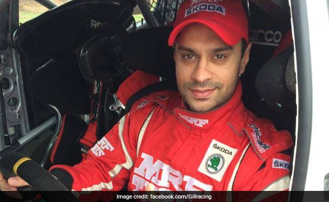 Racer Gaurav Gill's Car Hits Bike During National Championship, 3 Dead