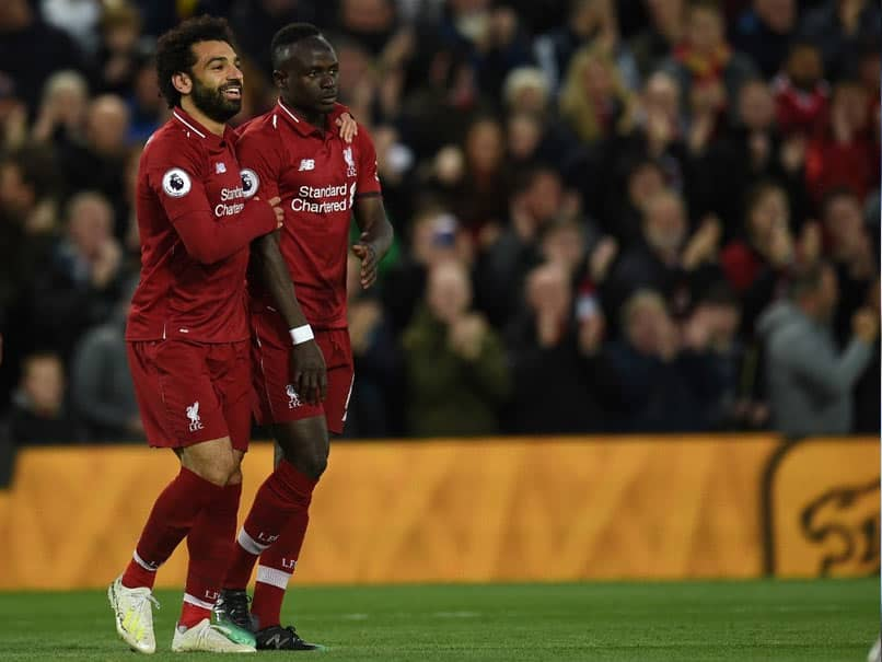 Watch: Mohamed Salah Responds To Rumours Of Rift With Sadio Mane With Hilarious Video