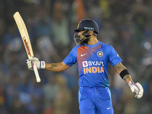 Virat Kohli Overtakes Rohit Sharma To Become Leading Run-Scorer In T20Is