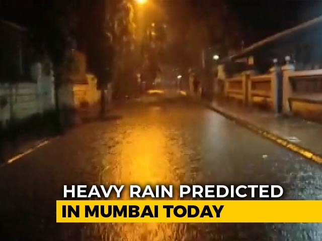 Video : Schools In Mumbai Closed Today Amid Heavy Rain Warning