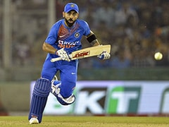 "Kohli Reprimanded For ""Inappropriate Physical Contact"" During Third T20I"