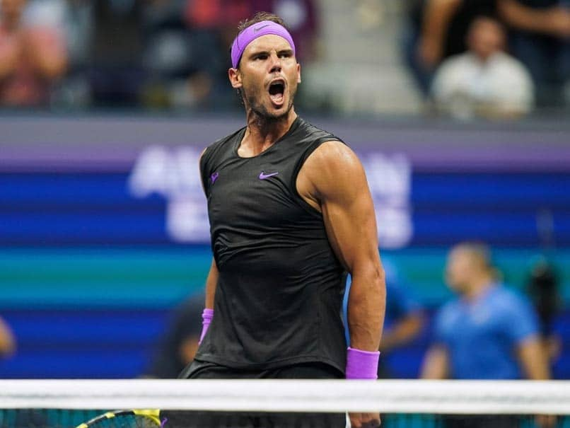 Rafael Nadal Reigns In Clash Of Former US Open Champs As Alexander Zverev Exits