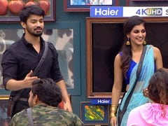 <i>Bigg Boss Tamil 3</i>, Day 93 Written Update: Former Contestants Yashika And Mahat Are In The House Again