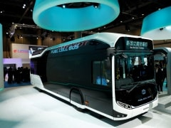 Toyota To Roll Out 100 Fuel Cell Buses To Shuttle Visitors During Beijing Winter Olympics 2022
