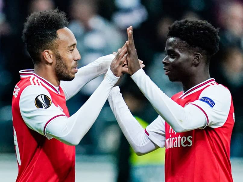 Europa League: Arsenal Outclass Eintracht Frankfurt As Unai Emery Rings The Changes