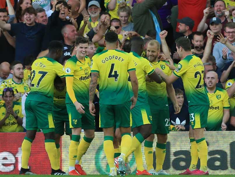 Norwich City Stun Manchester City, Liverpool Stretch Premier League Lead
