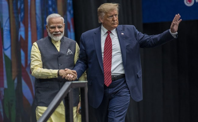 'USA Loves India': Donald Trump Tweets After Grand 'Howdy, Modi!' Event