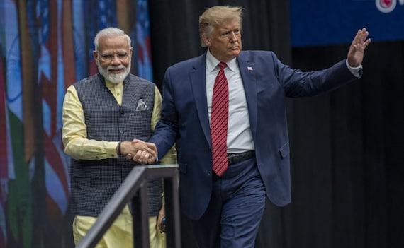 'See You Very Soon In Ahmedabad,' PM Tweets Ahead Of Trump's Arrival