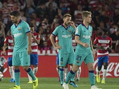 Granada vs Barcelona: La Liga Champions Fall To 7th In Table After Shock Defeat