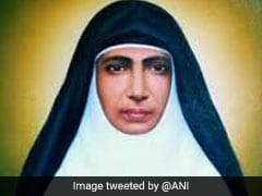 Kerala Nun Sister Mariam Thresia, 4 Others Declared Saints By Pope Francis