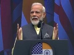 Howdy Modi कार्यक्रम में बोले PM मोदी,  आज भारत में सबसे बड़ा शब्द है 'विकास'