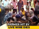 Video : Bizarre Ritual To 'Save' Electrocuted Man In UP On Camera