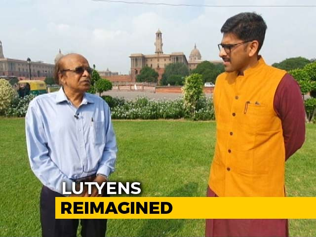 Video : Reimagining Lutyens: Modi Government's Ambitious Project