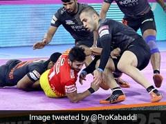 Pro Kabaddi League: यू-मुंबा ने गुजरात फॉर्च्यूनजाइंट्स को दी मात, बंगाल वारियर्स भी जीती