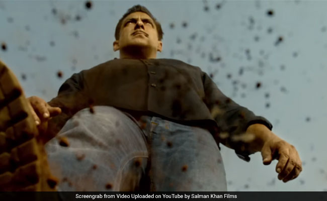 Dabangg 3 Motion Poster: Salman Khan As Chulbul Pandey is Back And WOW